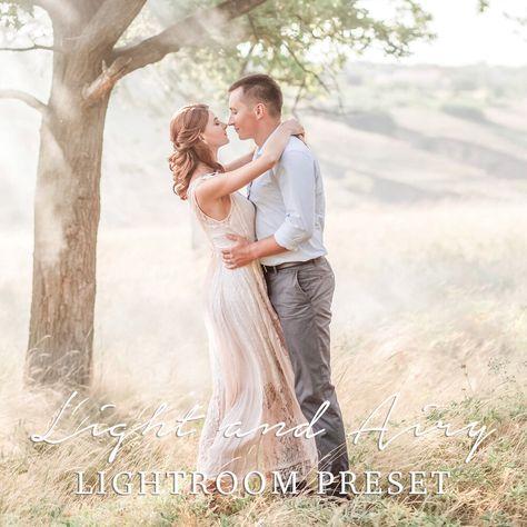 Free Light & Airy Lightroom Preset