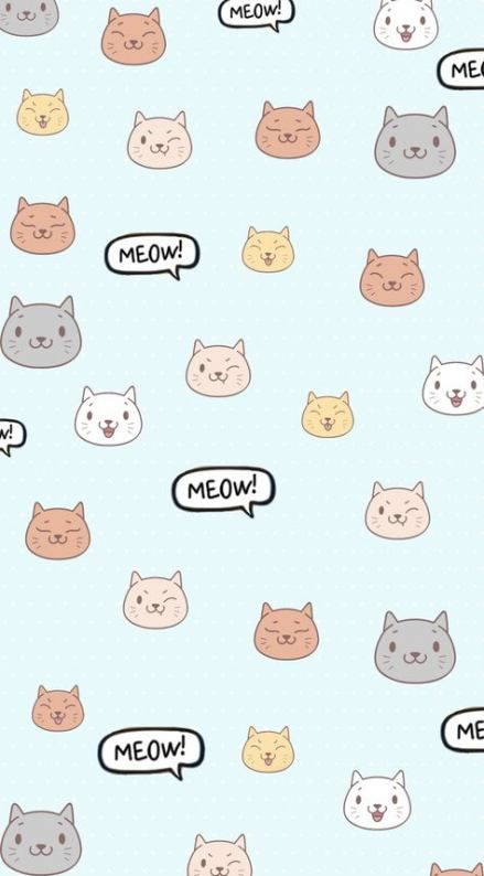 25 Ideas For Cats Cartoon Wallpaper Iphone Wallpapers Cat Phone Wallpaper Cute Cat Wallpaper Cartoon Wallpaper Iphone