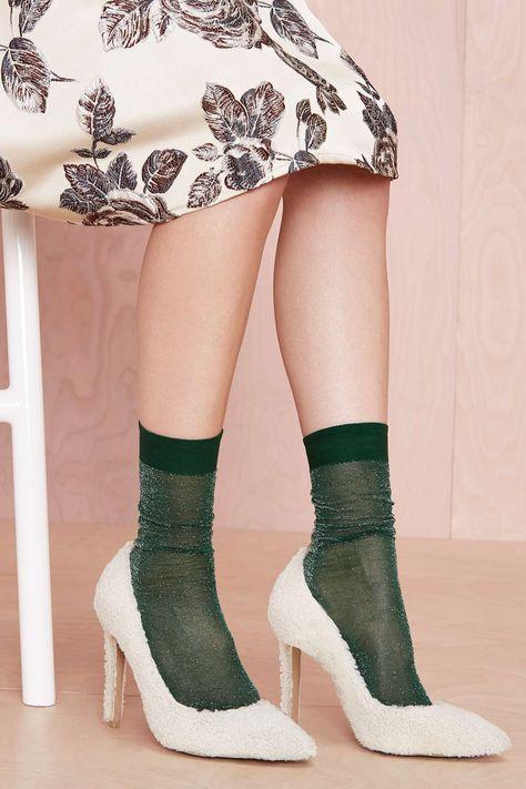Moon Walker Socks
