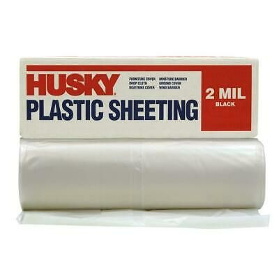 Sponsored Ebay Plastic Sheeting Roll 10 X 100 Clear 2 Mil Industrial Construction Drop Cloths In 2020
