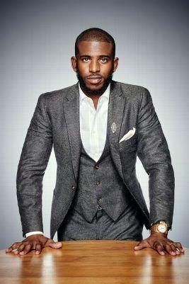 Fashion Crack — Chris Paul | ESPN Magazine | Clothes | Nba