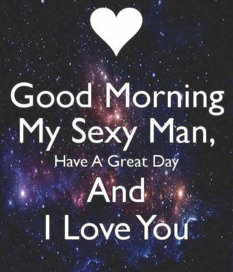 Good Morning, my sexy Man Daizo💗☕
