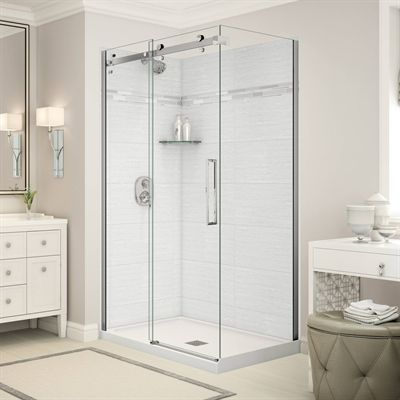 Maax Shower Stalls Enclosure Utile Corner Shower In Origin