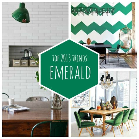 Top 2013 Trends: Emerald