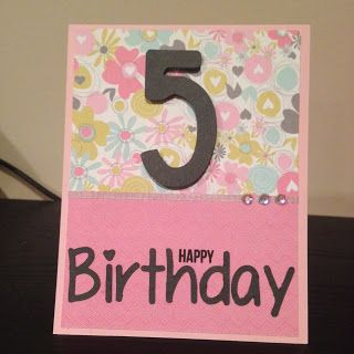 Birthday card for 5 year girl image collections birthday cake birthday cards for 5 years old girl image collections birthday 5 girl birthday card way to bookmarktalkfo Image collections