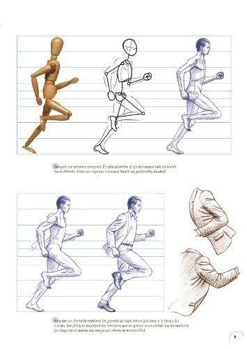 Como Dibujar El Cuerpo Humano 5 Libros De Anatomia Artistica Figura Humana En Movimiento Libros De Anatomia Anatomia Artistica