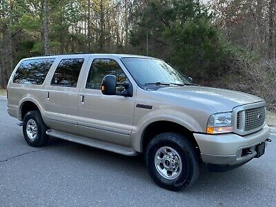 2004 Ford Excursion Limited In 2020 Ford Excursion Excursions Ford