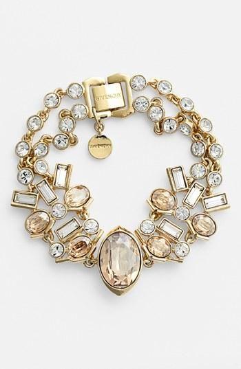 Stunning bracelet by Givenchy!