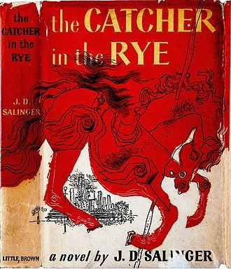 The Catcher In The Rye Wikipedia In 2020 Catcher In The Rye