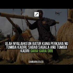 Gambar Kata Kata Bijak Bahasa Sunda Bijak Gambar Bahasa