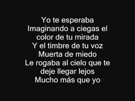 7 Ideas De Rosy Cancion Yo Te Esperaba Canciones De Alejandra Guzman Te Esperare