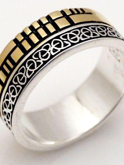 دبل خطوبة فضة عيار 900 خصم 20 لفتره محدوده جدا جدا Rings For Men Jewelry Rings