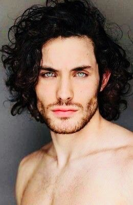 Dorian H Men S Curly Hairstyles Long Hair Styles Men Mens