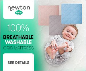 Newton Waterproof Crib Mattress In 2020 Bread Machine Newton Baby Bread Machine Recipes
