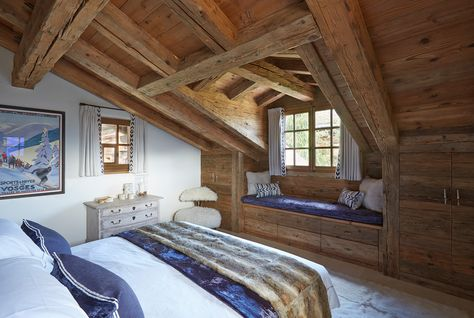 Interior design ∙ chalets ∙ switzerland todhunter