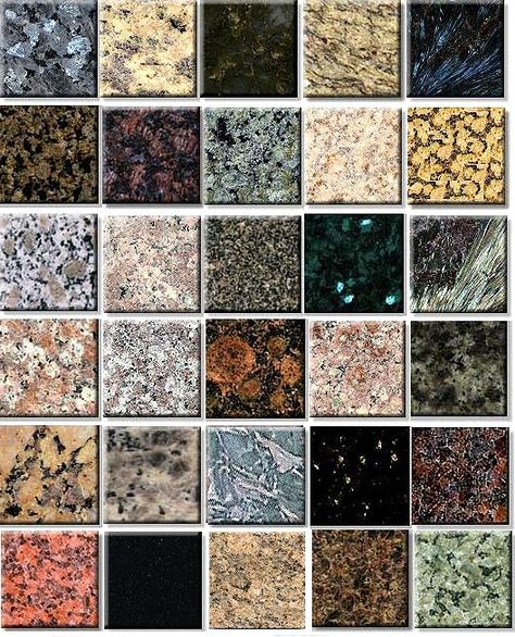Granite countertops are on my list of things to do in the kitchen, but what color to go with?