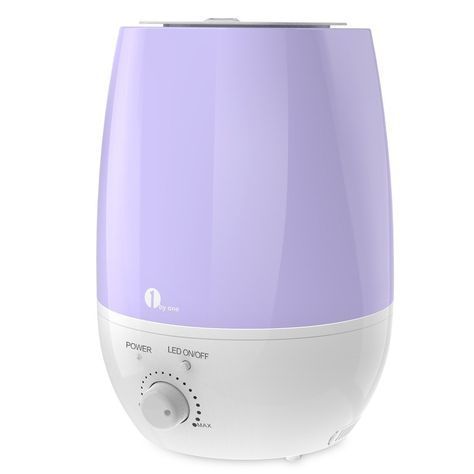 Cool Mist Humidifier Ultrasonic Humidifiers Aromatherapy Diffuser for Baby