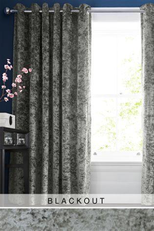 Grey Crushed Velvet Curtains Curtainsideasforclassroom Curtains Crushed Velvet Velvet Curtains Curtains