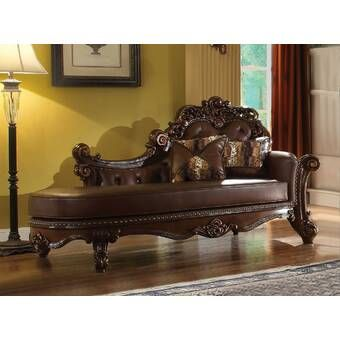 Putterman Chaise Lounge Upholstered Chaise Chaise Lounge Chaise