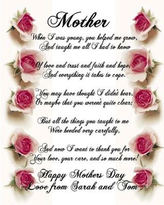 Heart Touch Mothers Day Poems That Make You Cry 12 Happy