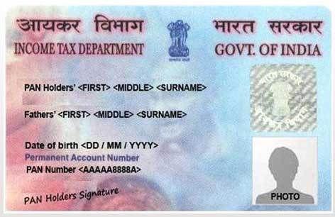 Pan Card Verification Aadhar Card Accounting Cards
