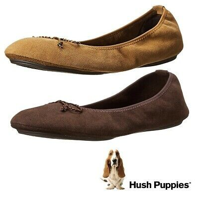 Ebay Advertisement Hush Puppies Lilac Ballet Flats Women S Suede Slip On Comfortable Shoes Slipper In 2020 Leather Ballet Shoes Comfortable Shoes Womens Ballet Flats