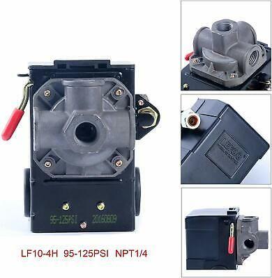 NEW LeFoo Pressure switch for air compressor 140-175 single port w// unloader