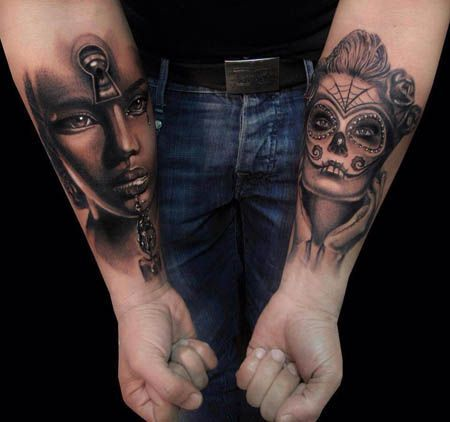 10 Unique Tattoo Ideas For Men With Masculine Physique Top 10 Designs Ideas Tattoo Designs Men Arm Tattoos For Guys Inner Arm Tattoo