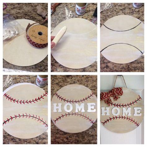 Baseball Wreaths, Baseball Signs, Baseball Party, Baseball Stuff, Baseball Mom, Softball Mom, Softball Cheers, Softball Pitching, Softball Shirts