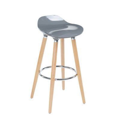 Tabouret De Bar Taupe Frandis Lounge En 2020 Mobilier De Salon Tabouret Et Chaise De Bar Design