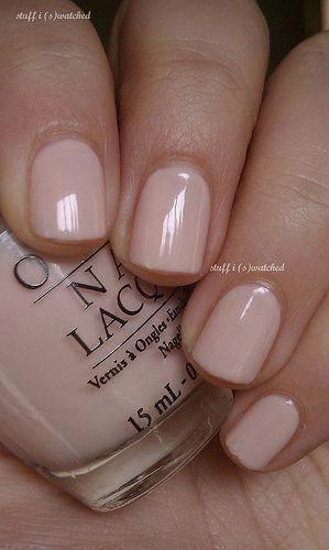 OPI Mimosen für Mr. Frau - #mimosas #OPI #bridalnails #wedding #nails #bruiloft #nagels #nagelsbruiloft