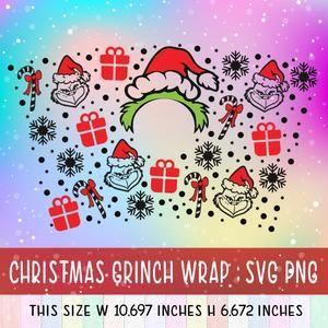 Pdf For Cricut Grinch set Svg Eps Layered svg File angry grinch svg Cut File Png Bad Santa Svg Dxf Face bad santa svg