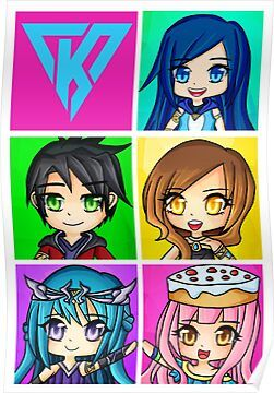 Pin On Funneh And The Krew