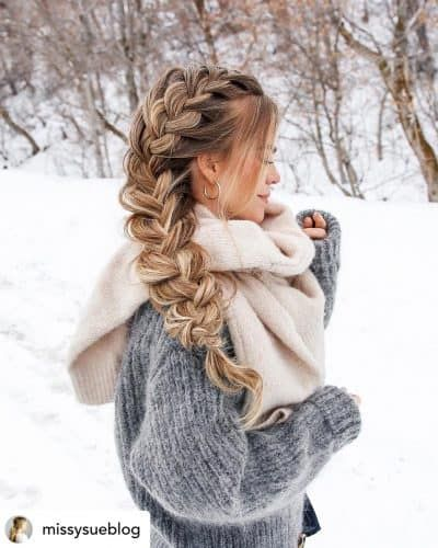 14 Brilliant Rainy Day Hairstyles That Will Help You Survive Spring Long Hair Styles Rainy Day Hairstyles Hair Styles