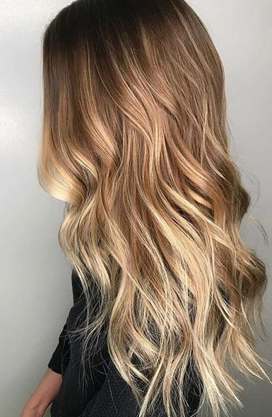 Honey Melt Perfection Honey Blonde Hair Honey Hair Color