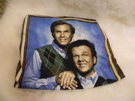 Step Brothers Mens Family Portrait T-Shirt