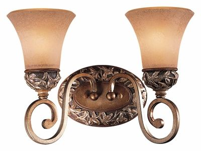 Minka Lavery Bathroom Fixture Model Lighting 2 Light Bath In Florence Patina Finish Traditional From The Bronze Tones Finishes Group