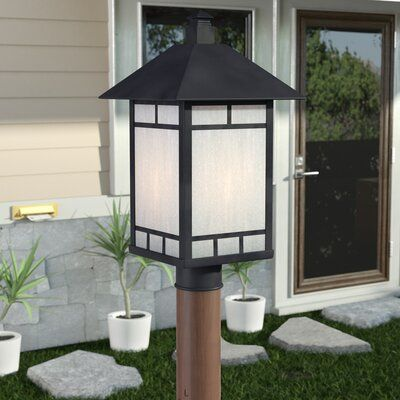 Bloomsbury Market Oralia Outdoor 1 Light Lantern Head Features Wattage 100w With Images Lantern Head Lantern Lights