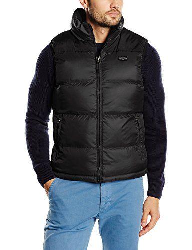 Poches /à fermeture /éclair LOSRLY Manteau dhiver pour homme L/éger V/êtements de sport dext/érieur Imperm/éable