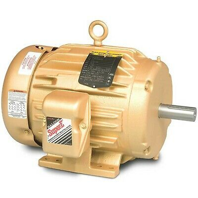 Em3774t 5 10 Hp 1760 Rpm New Baldor Electric Motor Electric Motor Motor Electricity