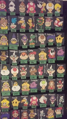 Image result for mario RA ideas & mario door decs - Google Search | [Door Decs] | Pinterest | Door ...