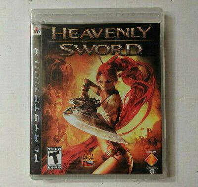 Heavenly Sword Sony Playstation 3 2007 For Sale Online Ebay