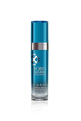 Robin Mcgraw Revelation Up Up Away Firming Neck Decollete Cream 1 Fl Oz Diminishes The Appearance O Crepe Skin Wrinkle Cream Spice Things Up