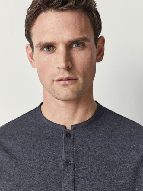 Men's Polo Shirts | Massimo Dutti Spring Summer Collection 2019