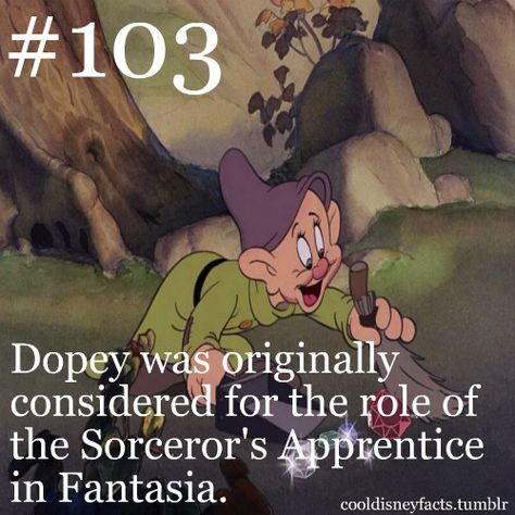 I had heard this. I'm glad they went with Mickey instead.
