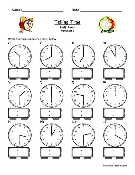 Time Worksheets for Kids. 20 Time Worksheets for Kids. This is A Good Worksheet for Graders or Whatever is A Clock Worksheets, Kindergarten Math Worksheets, School Worksheets, Time Worksheets Grade 3, Fun Worksheets For Kids, Number Worksheets, Free Worksheets, Alphabet Worksheets, Printable Worksheets