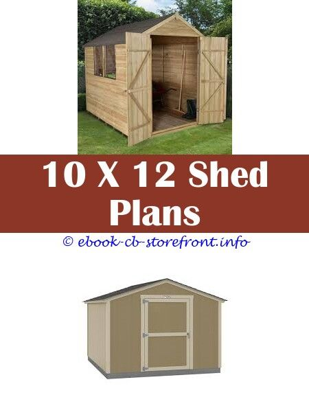 4 Exciting Ideas 10x12 Shed Plans With Garage Door Garden Shed Ideas Photos Plans Garden Shed Plans 8 X 10 Corner Shed Plans Drawings Building Your Own Shed Fr
