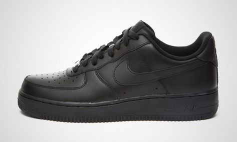 Nike Air Force 1 (schwarz schwarz) 315122 001 in 2019