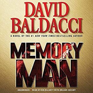 Memory Man- an entertaining mystery / crime series and