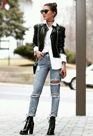 Moda Chic Belleza Outfit Fashion B Chic - maallure